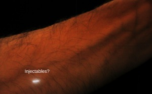 profusa glowing forearm moxy